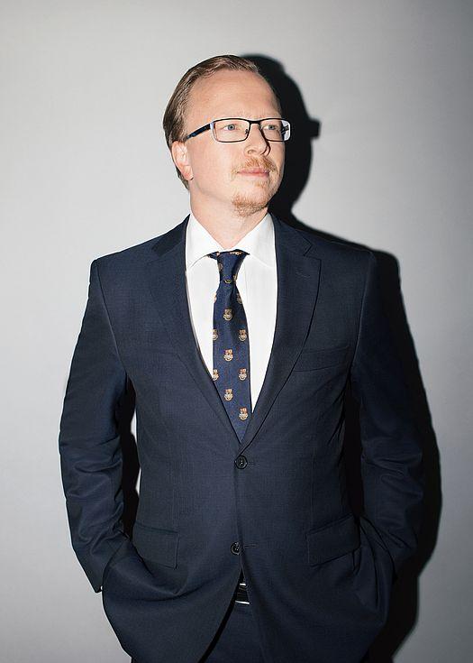 Dr. Claas von Middendorff