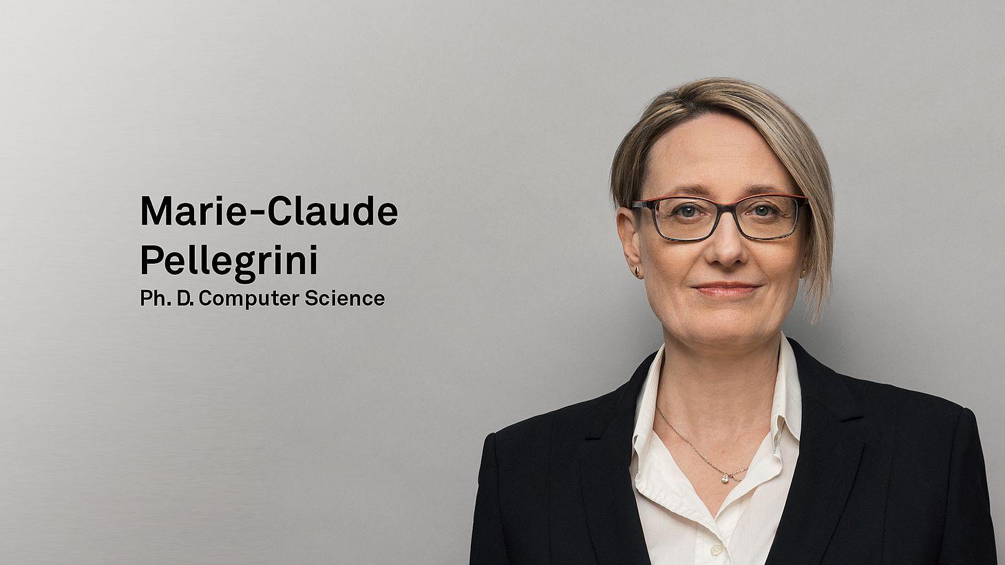 Ph. D. Computer Science Marie-Claude Pellegrini